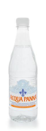 AQUA PANNA Ásványvíz, szénsavmentes, pet palack,  AQUA PANNA,  0,5 l