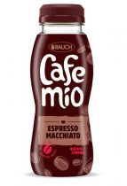 "RAUCH Kávés tejital, 0,25l, RAUCH ""Cafemio"", intenso"