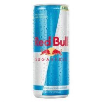 RED BULL Energiaital, cukormentes, 250 ml, RED BULL