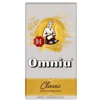 """DOUWE EGBERTS Kávé, pörkölt, őrölt, vákuumos csomagolásban, 250 g,  DOUWE EGBERTS """"Omnia"""""""