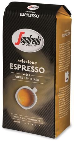 """SEGAFREDO Kávé, pörkölt, szemes, 1000 g,  SEGAFREDO """"Selezione Espresso"""""""