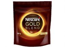"NESCAFE Instant kávé, 50 g, utántöltő, NESCAFÉ ""Gold"""