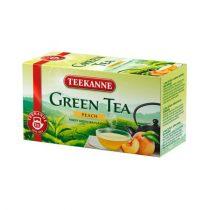 TEEKANNE Zöld tea, 20x1,75 g, TEEKANNE, barack
