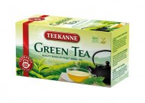TEEKANNE Zöld tea, 20x1,75 g, TEEKANNE