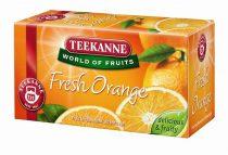 "TEEKANNE Gyümölcstea, 20x2,25 g, TEEKANNE ""Fresh orange"""