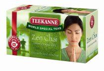 "TEEKANNE Zöld tea 20x1,75 g, TEEKANNE ""Zen chai"""