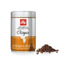 """ILLY Kávé, pörkölt, szemes, 250 g, ILLY """"Etiopia"""""""