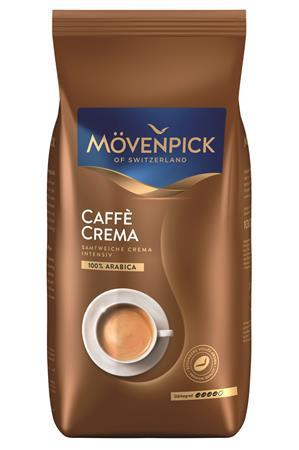 """MÖVENPICK Kávé, pörkölt, szemes, 1000 g,  MÖVENPICK """"Café Crema"""""""