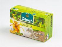 """DILMAH Zöld tea, 20x1,5g, DILMAH """"Marokkói menta"""""""
