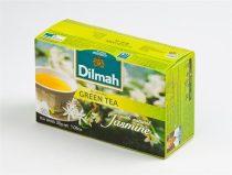 DILMAH Zöld tea, 20x1,5g, DILMAH, jázmin
