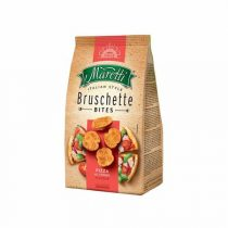 """MARETTI Pirított kenyérkarika, 70 g, MARETTI """"Bruschette"""", pizza ízesítéssel"""