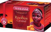 TEEKANNE Herba tea, 20x1,75 g, TEEKANNE, rooibos-karamell