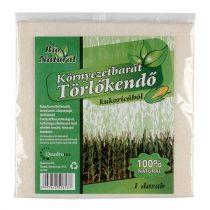 Törlőkendő, BIO NATURAL, kukorica