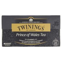 "TWININGS Fekete tea, 25x2 g, TWININGS ""Prince of Wales"""