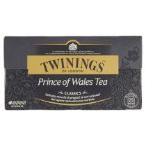 "TWININGS Fekete tea, 25x2 g, TWININGS ""Prince of Wales"""