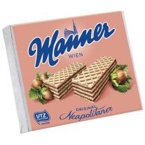 "Mogyorós ostya, 75 g, ""Manner Original"""