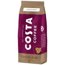 "COSTA Kávé, sötét pörkölésű, őrölt, 200 g, COSTA ""Signature Blend"""