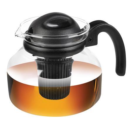 """Hőálló kancsó szűrővel,  1,5 l, """"Teapot"""""""