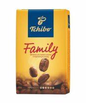 """TCHIBO Kávé, pörkölt, őrölt, vákuumos csomagolásban, 250 g,  TCHIBO """"Family"""""""