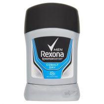 """REXONA Izzadásgátló stift, 50 ml, REXONA for Men """"Cobalt"""""""
