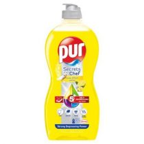 PUR EXTRA Mosogatószer, 450 ml, PUR EXTRA, citrom
