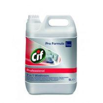 CIF Fürdőszobai tisztítószer, 5 l, CIF, 2in1