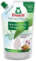 FROSCH Folyékony szappan utántöltő, 0,5 l, FROSCH, mandulatej