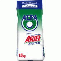 """ARIEL Mosópor, 15 kg,  ARIEL """"Alfa White Max"""""""