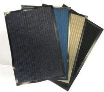Lábtörlő, textil-műanyag, 60x40cm