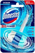 """DOMESTOS WC frissítő rúd, illatgéllel, 40 g, DOMESTOS """"3 in 1"""", óceán"""