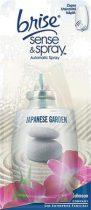 """GLADE Illatosító készülék utántöltő, 18 ml, GLADE by brise """"Sense&Spray, japán kert"""