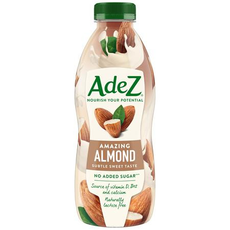 ADEZ Növényi ital, 0,8 l, ADEZ, mandula