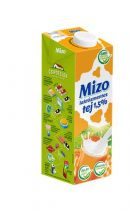 MIZO Tartós tej, dobozos, laktózmentes, 1 l, MIZO