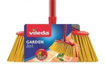 "VILEDA Partvis, kültéri, nyéllel, VILEDA ""2in1 Garden"""