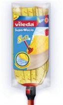 """VILEDA Gyorsfelmosó fej, VILEDA """"Soft"""", sárga"""