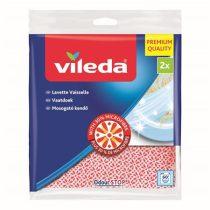 VILEDA Mosogatókendő, 30% mikroszállal, 2 db, VILEDA