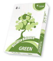 """VICTORIA Másolópapír, újrahasznosított, A4, 80 g, VICTORIA """"Balance Green"""""""
