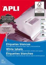 APLI Etikett, univerzális, 105x57 mm, APLI, 5000 etikett/csomag