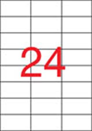 APLI Etikett, univerzális, 70x37 mm, APLI, 600 etikett/csomag