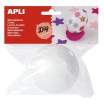 """APLI Styropor gömb, 80 mm, APLI """"Creative"""""""
