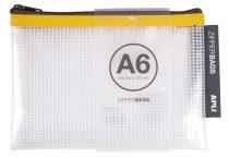 APLI Rendszerező tasak, cipzáras, 168 x 125 mm, APLI, vegyes színek