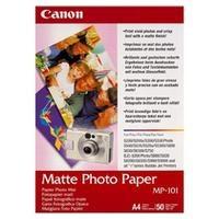 CANON MP-101 Fotópapír, tintasugaras, A4, 170 g, matt, CANON