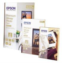 EPSON S042155 Fotópapír, tintasugaras, A4, 255 g, fényes, EPSON
