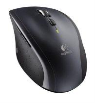 """LOGITECH Egér, vezeték nélküli, lézeres, normál méret, USB, LOGITECH """"M705 Marathon"""", fekete"""