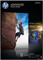 HP Q5456A Fotópapír, tintasugaras, A4, 250 g, fényes, HP