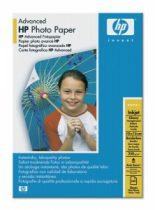 HP Q8692A Fotópapír, tintasugaras, 10x15, 250 g, fényes, HP