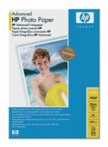 HP Q8697A Fotópapír, tintasugaras, A3, 250 g, fényes, HP