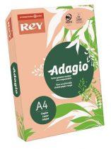 """REY Másolópapír, színes, A4, 80 g, REY """"Adagio"""", intenzív barack"""