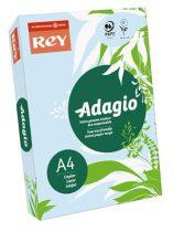 """REY Másolópapír, színes, A4, 80 g, REY """"Adagio"""", pasztell kék"""