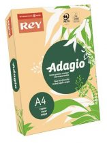 """REY Másolópapír, színes, A4, 80 g, REY """"Adagio"""", pasztell lazac"""